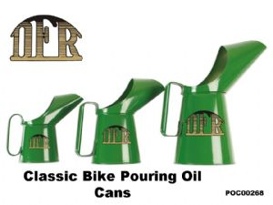 DFR Classic Bike Oil Cans Set PC00268